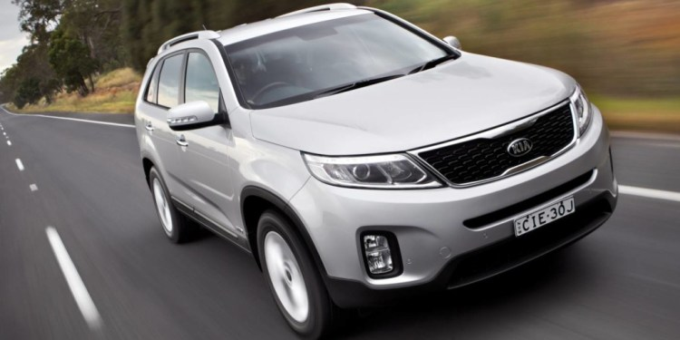 Kia Sorento offers refinement and standard-fit seven seats.