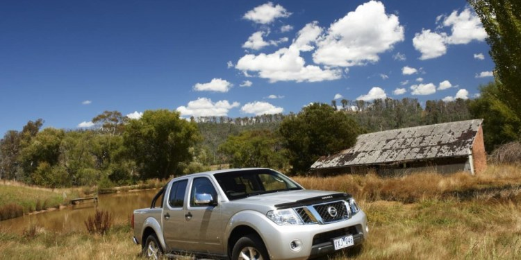 It's tough and popular but the Navara ST-X 550 is short on performance.