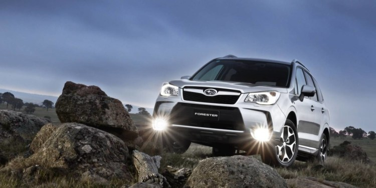 The Subaru Forester XT has lost its trademark bonnet scoop and gained a whole lot of refinement