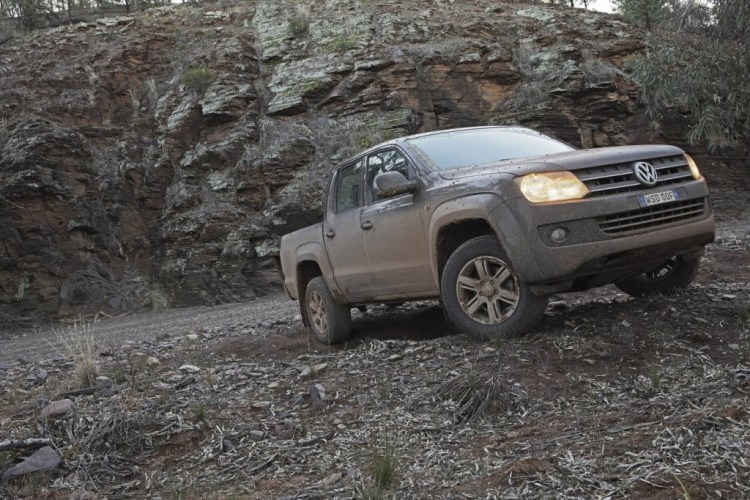 2014 VW Amarok TDI420 4Motion review