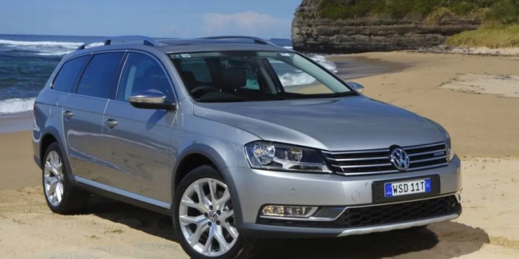 2014 VW Passat Alltrack review