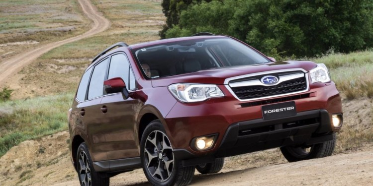 New Subaru Forester looks great