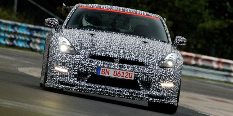The new Nissan GT-R Nismo has broken its 2012 Nurburgring lap record