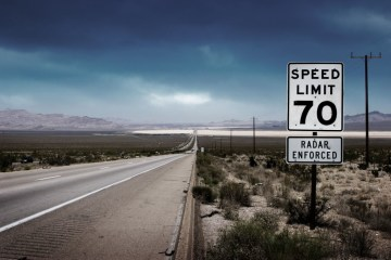 Are speed limits too low in Australia?