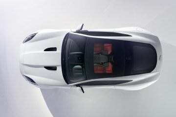 LA Motor Show debut for Jaguar F-type coupe
