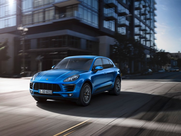 Porsche Macan brings performance to compact SUV segment