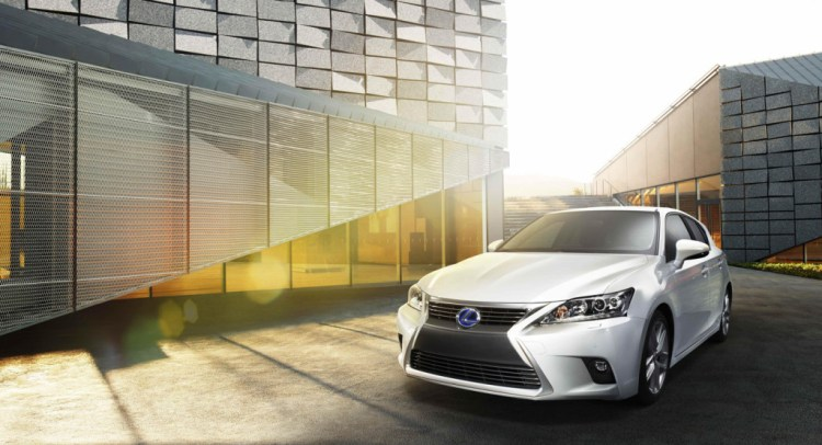 New Lexus CT 200h to be revealed at Chinese motor show