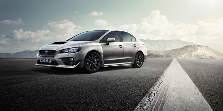 The new WRX has been revealed at the LA Motor Show