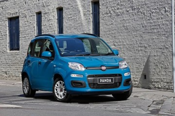 The new Fiat Panda is a city car with very clever packaging and attractive pricing.