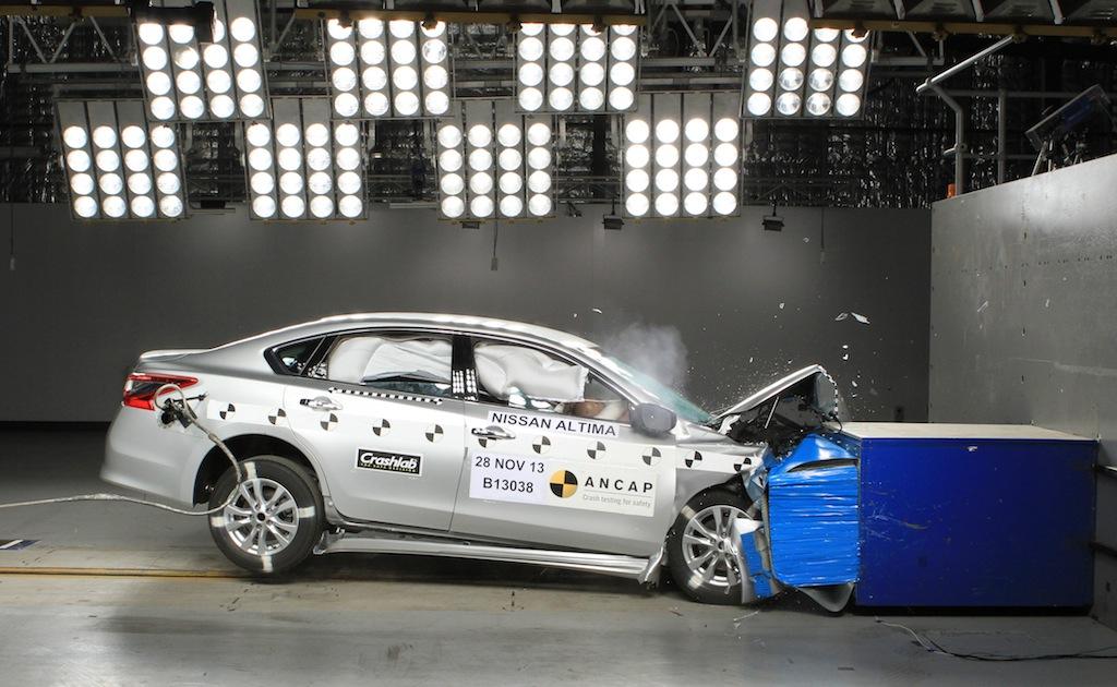 Nine new five-star cars: ANCAP | Practical Motoring