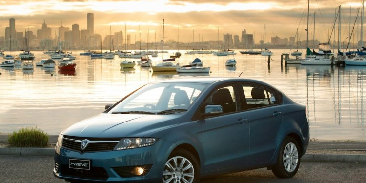 The new Proton Preve is priced right and looks good but is a disappointment to drive.
