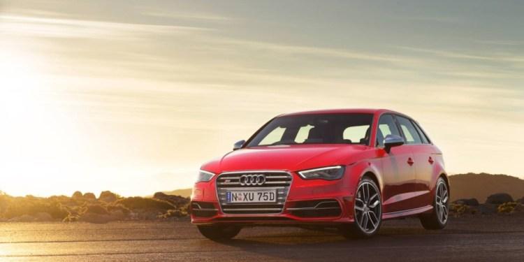 The Audi S3 will appeal to a broad range of hot hatch buyers