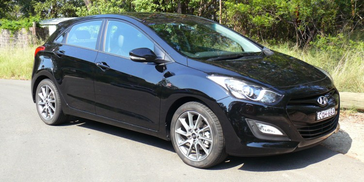 We're racking up the kays in our long-term Hyundai i30 SR