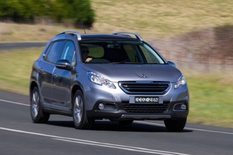 The Peugeot 2008 offers decent ride and handling but needs better transmissions