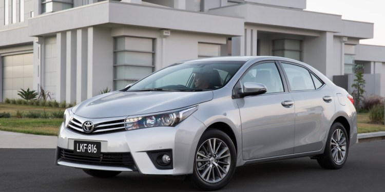 Toyota is hoping the new Corolla will help it maintain the spot of best-selling car in Australia