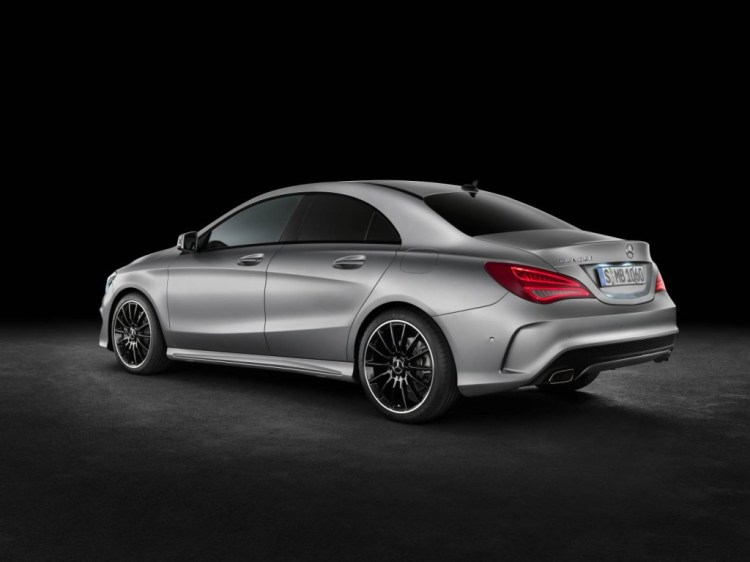 Mercedes-Benz CLA 250 arrives in July