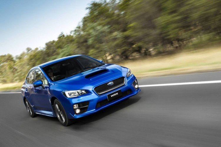 The new Subaru WRX is back to form