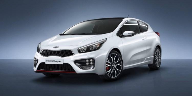 The new Kia pro_cee'd GT