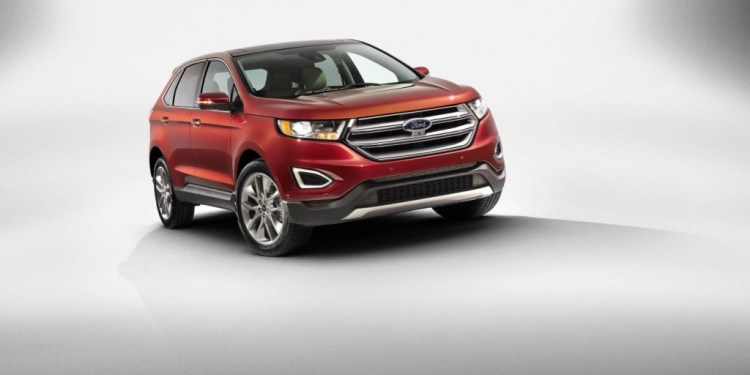 Ford Edge launched