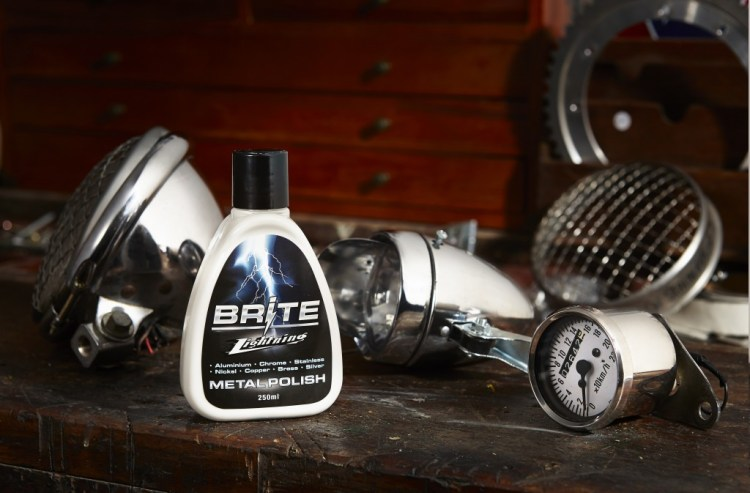 brite lightning metal polishing