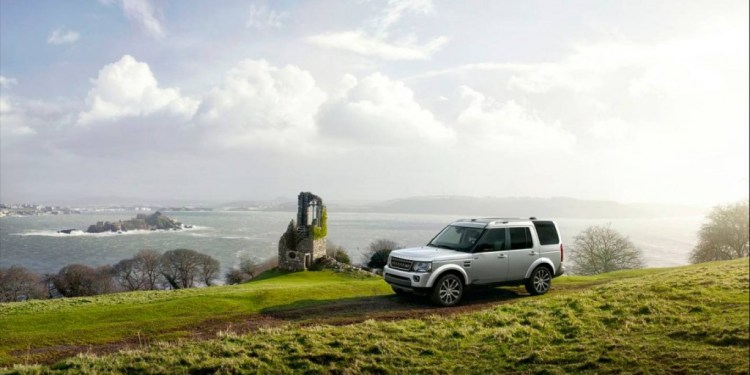 the land rover discovery xxv special edition