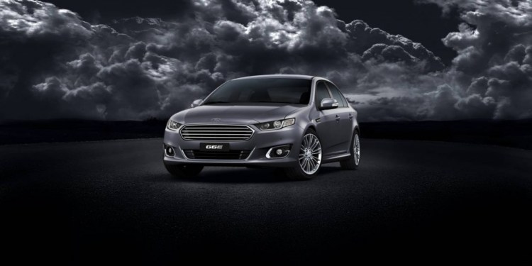 New Ford Falcon G6E revealed