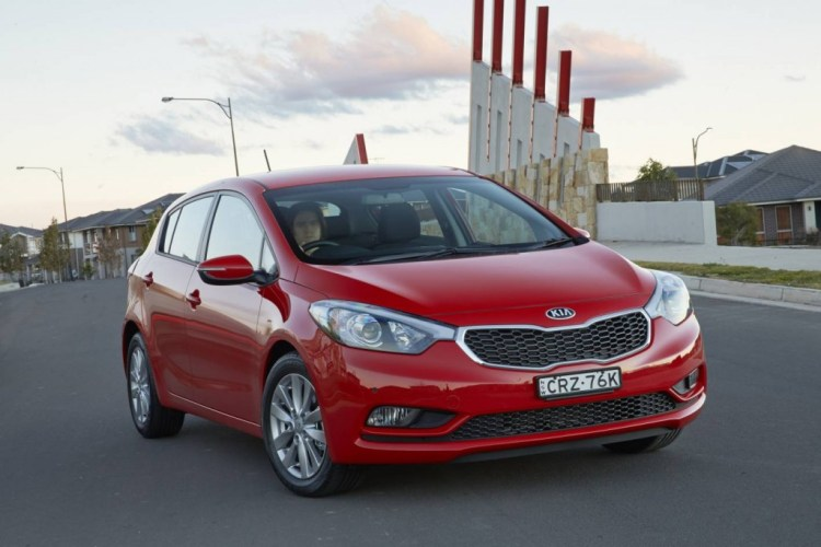 Kia launches Cerato S Premium