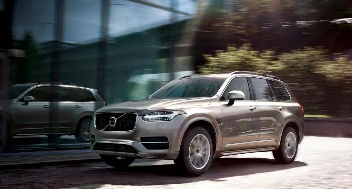 2015 Volvo XC90 official images revealed