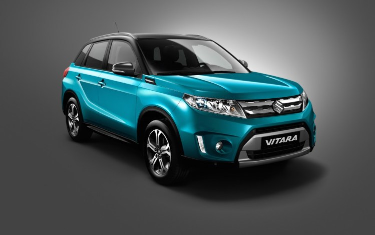2015 Suzuki Vitara revealed