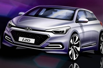 new Hyundai i20 revealed