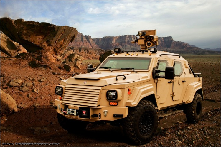 Gurkha 4WD now available to the public
