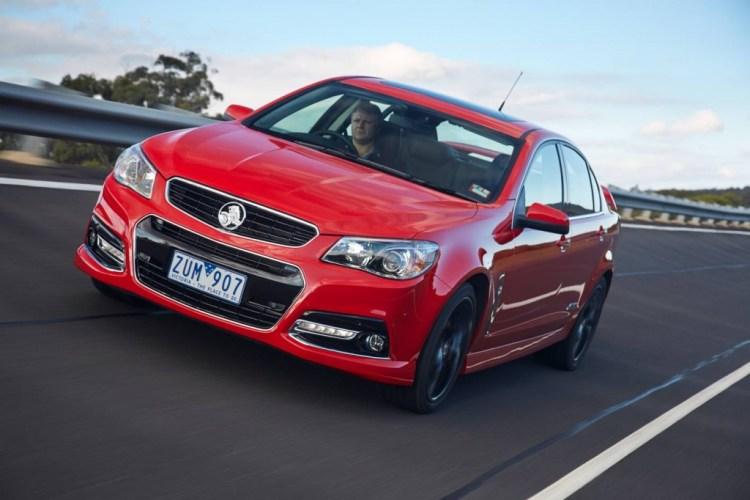 New Holden Commodore