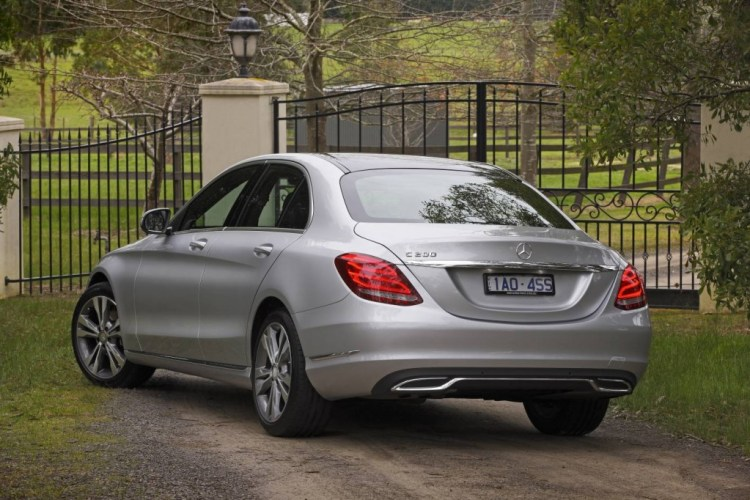2014 mercedes benz c class review practical motoring for Mercedes benz c500 price