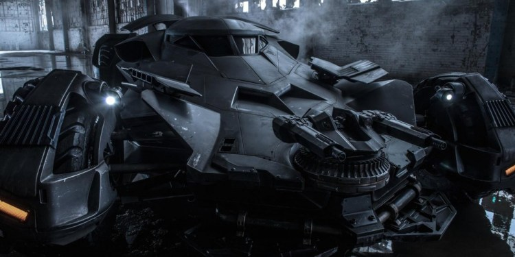 batmobile unveiled on twitter