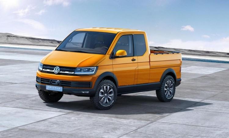 Volkswagen Tristar concept hints at T6 Transporter design