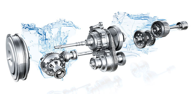 continuously variable transmission  cvt  explained