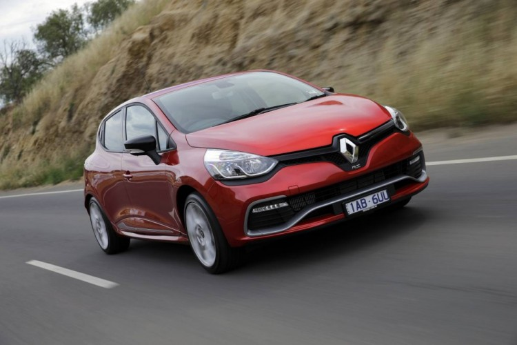 2014 Renault Clio RS Sport review