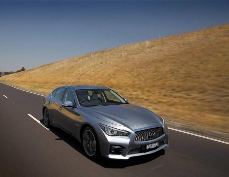 Nissan and Infiniti announce vehicle recall in Australia