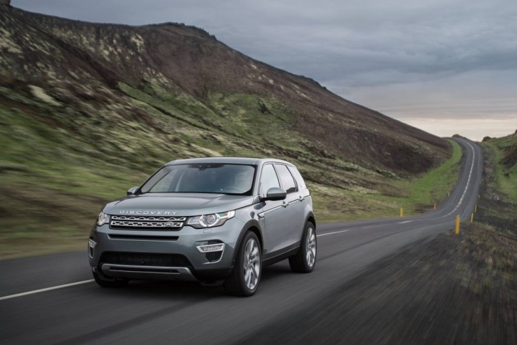 Land Rover Discovery Sport revealed