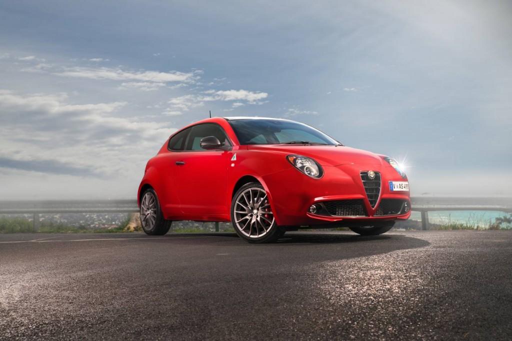 2014 Alfa Romeo Mito Quadrifoglia Verde Revealed Practical Motoring