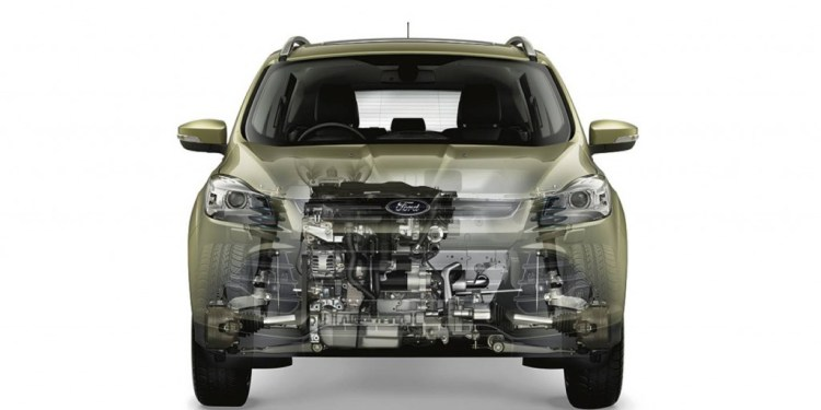 2015 Ford Kuga to get new EcoBoost engines