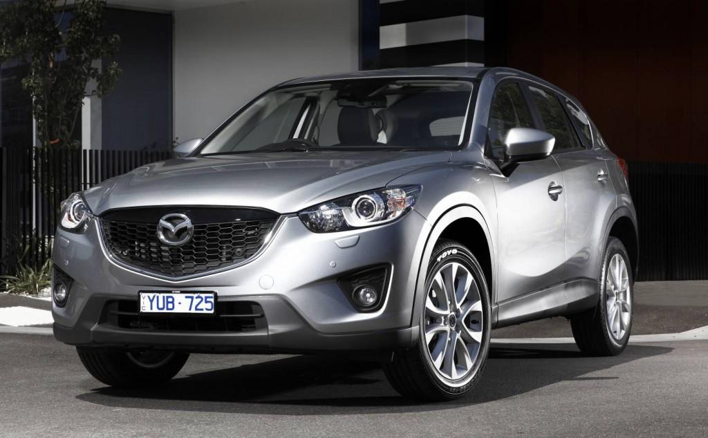 2014 Mazda Cx 5 Gt Awd Diesel Review Practical Motoring
