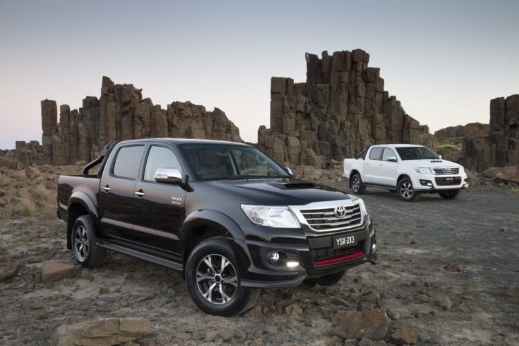 Toyota HiLux Black special edition