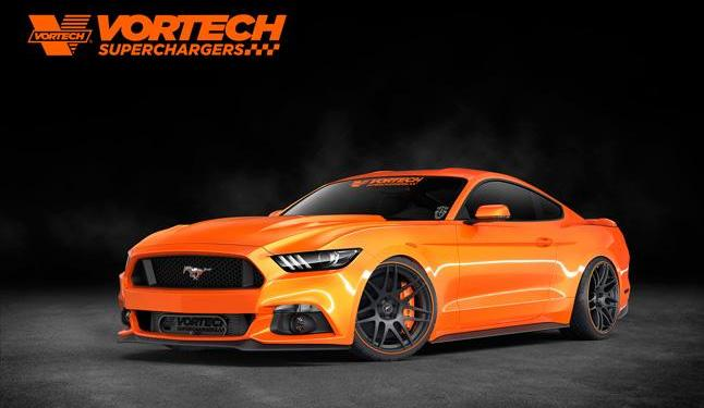 Vortech Superchargers 2015 Ford Mustang