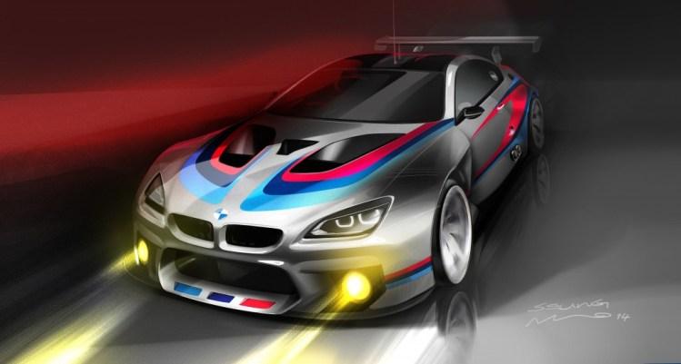 BMW M6 GT3 revealed