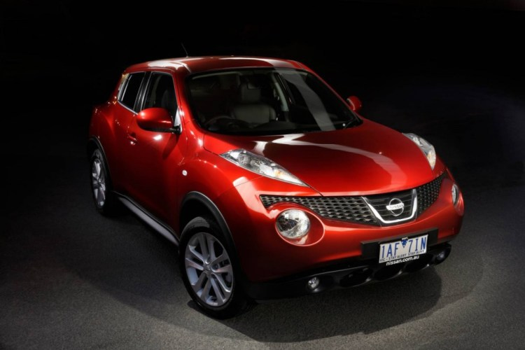2014 Nissan Juke ST review