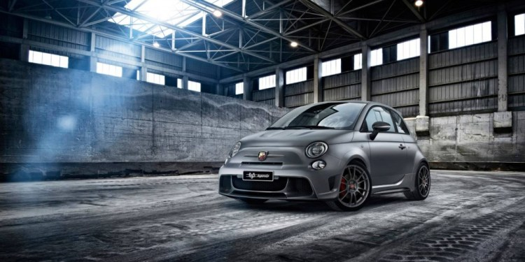 Abarth 695 Biposto goes on-sale in Australia