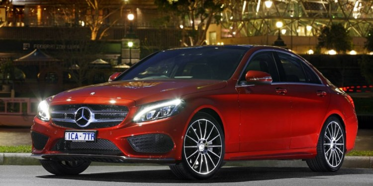 2014 Mercedes-Benz C250 BlueTec review