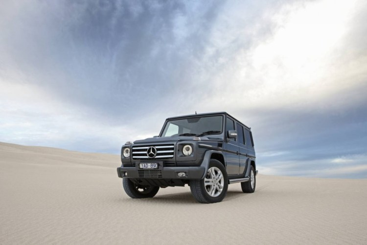 Mercedes-Benz G-Class to be altered to meet 2016 EU emissions and safety laws
