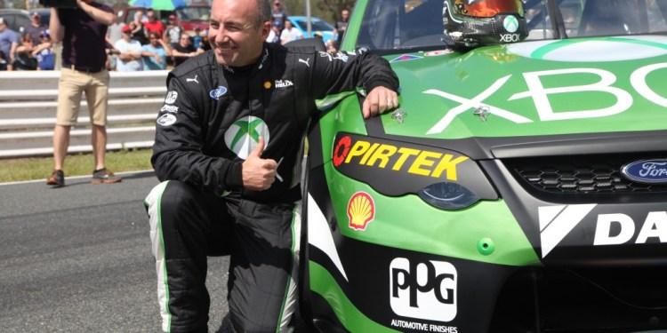 Marcos Ambrose returns to V8 Supercars